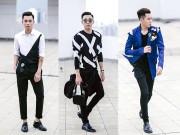 Thời trang - Stylist Hoàng Ku biến hóa phong cách với quần skinny đen