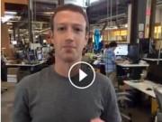 Mark Zuckerberg lần đầu  ' khoe '  trụ sở Facebook