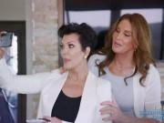 Làng sao - Caitlyn Jenner và vợ cũ lần đầu gặp mặt sau chuyển giới