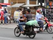 """Tin tức - Những """"siêu xe cà tàng"""" gây náo loạn Sài Gòn"""