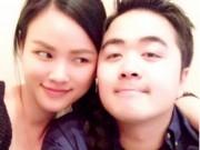 """Bạn trai Tuyết Lan không ngại nói  """" Anh yêu em """""""