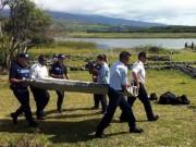 Phát hiện vật thể lớn nghi là mảnh vỡ MH370 gần đảo Reunion