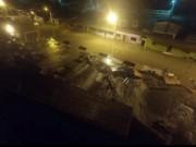 Động đất mạnh, sóng thần tràn vào Chile