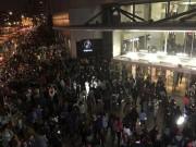 Tin tức - Dân Chile hốt hoảng đổ ra đường sau động đất 8,3 độ richter