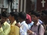 Ấn Độ: Tiến sĩ, thạc sĩ, cử nhân tranh nhau xin làm việc vặt