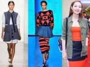 """Thời trang - Minh Hằng sành điệu với mốt váy """"2 trong 1"""" lạ mắt"""