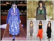 Thời trang - Những cô nàng ngông cuồng lãng mạn của New York FW
