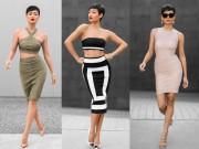 Thời trang - Tuyệt chiêu mặc váy bó 'thôi miên' mọi ánh nhìn