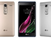 Eva Sành điệu - LG tung smartphone giá rẻ dùng thiết kế kim loại