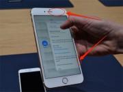 Eva Sành điệu - Apple muốn viền màn hình iPhone cũng có cảm ứng
