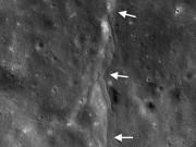 Tin tức - Trái đất đang khiến Mặt trăng teo nhỏ?