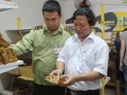 """Hà Nội: Nhiều loại bánh trung thu, bánh dẻo """"mù"""" xuất xứ"""
