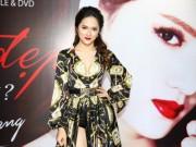 Làng sao - Hương Giang Idol quyến rũ ngày ra mắt MV