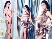 """Thời trang - Trịnh Kim Chi """"thon như gái son"""" sau 3 tháng sinh con"""