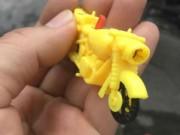 Bé trai tử vong vì 'dính' đạn nhựa khi nghịch đồ chơi Trung Quốc