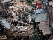 Sập nhà cổ 107 Trần Hưng Đạo: Thêm một người tử vong tại hiện trường