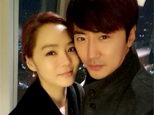 Chae Rim hạnh phúc vì được chồng yêu chiều