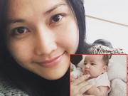 Làng sao - Kim Hiền khoe con gái 2 tháng tuổi đáng yêu