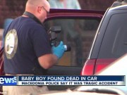 Tin tức - Bé 10 tháng tử vong vì bị bố bỏ quên trong xe hơi 10 giờ
