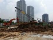 Tin tức - HN: Vỡ đường ống nước sạch, ảnh hưởng 50.000 hộ dân