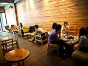 Nhà đẹp - Tiệm cà phê đông khách nhờ trang trí đúng phong thủy