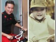 Làng sao - Đàm Vĩnh Hưng khoe ảnh tuổi thơ nhân sinh nhật