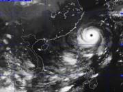 Tin tức - Siêu bão Dujuan mạnh cấp 17 hướng vào Trung Quốc