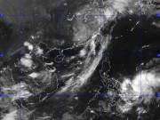 Tin tức - Áp thấp nhiệt đới xuất hiện gần biển Đông