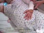 Bà bầu - Mẹ bầu 7 tháng sẩy thai vì ngồi ăn thịt xiên nướng