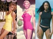 Áo tắm thay đổi như thế nào trong 100 năm qua