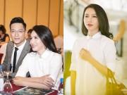 """Làng sao - MC Minh Hà: """"Hình ảnh hẹn hò với Chí Nhân bị dàn dựng"""""""