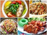 Bếp Eva - Bữa cơm chiều cuối tuần ngon mê