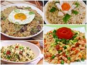 Bếp Eva - 4 món cơm rang ngon cho ngày mới
