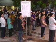 Tin tức - Vụ 2 vợ chồng chết tại nhà: Nghẹn ngào lễ tang lúc nửa đêm