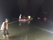 Tin tức - Tìm thấy thi thể 3 SV Ngoại thương bị lũ cuốn mất tích