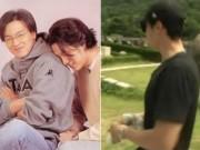 Làng sao - So Ji Sub lặng lẽ viếng mộ nam tài tử