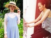 Thời trang - Sao Việt tuần qua: Tăng Thanh Hà giản dị vẫn hút cả triệu