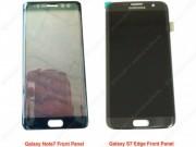 Eva Sành điệu - Rò rỉ ảnh mặt trước cặp Samsung Galaxy Note 7