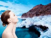 Làm đẹp mỗi ngày - Tác dụng diệu kỳ của vùng Biển Chết đối với sắc đẹp