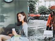 Làng sao - Hoa hậu Kỳ Duyên công khai nói nhớ người yêu đại gia
