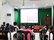 Tin tức - Lớp học tiền sản miễn phí cho thai phụ ở Cần Thơ