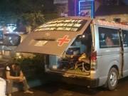 Tin tức - Thực hư bảo vệ bệnh viện chặn xe cứu thương khiến bệnh nhi tử vong