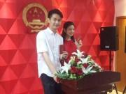 """Làng sao - Sau tin đăng ký kết hôn, """"Dương Quá"""" Trần Hiểu úp mở tin có con đầu lòng"""