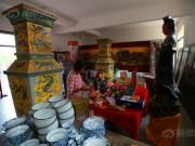 Nhà đẹp - Bà lão 86 tuổi chi 18 tỷ đồng xây nhà toàn bằng gốm sứ
