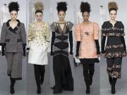 Chanel bày tiệc thời trang trong xưởng may nhà mình