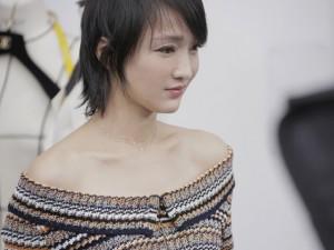 Sao châu Á thu hút ở Tuần thời trang Paris