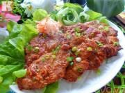 Bếp Eva - Thịt nướng ngũ vị hấp dẫn cuối tuần
