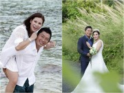 Làng sao - Kinh Quốc kết hôn lần 2 với vợ doanh nhân bằng tuổi