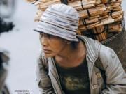 Tin tức - Bộ ảnh người phụ nữ bán củi ở Đà Lạt gây xúc động