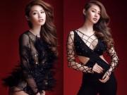 Thời trang - Linh Chi liên tiếp khoe thân hình nóng bỏng với váy áo hở bạo